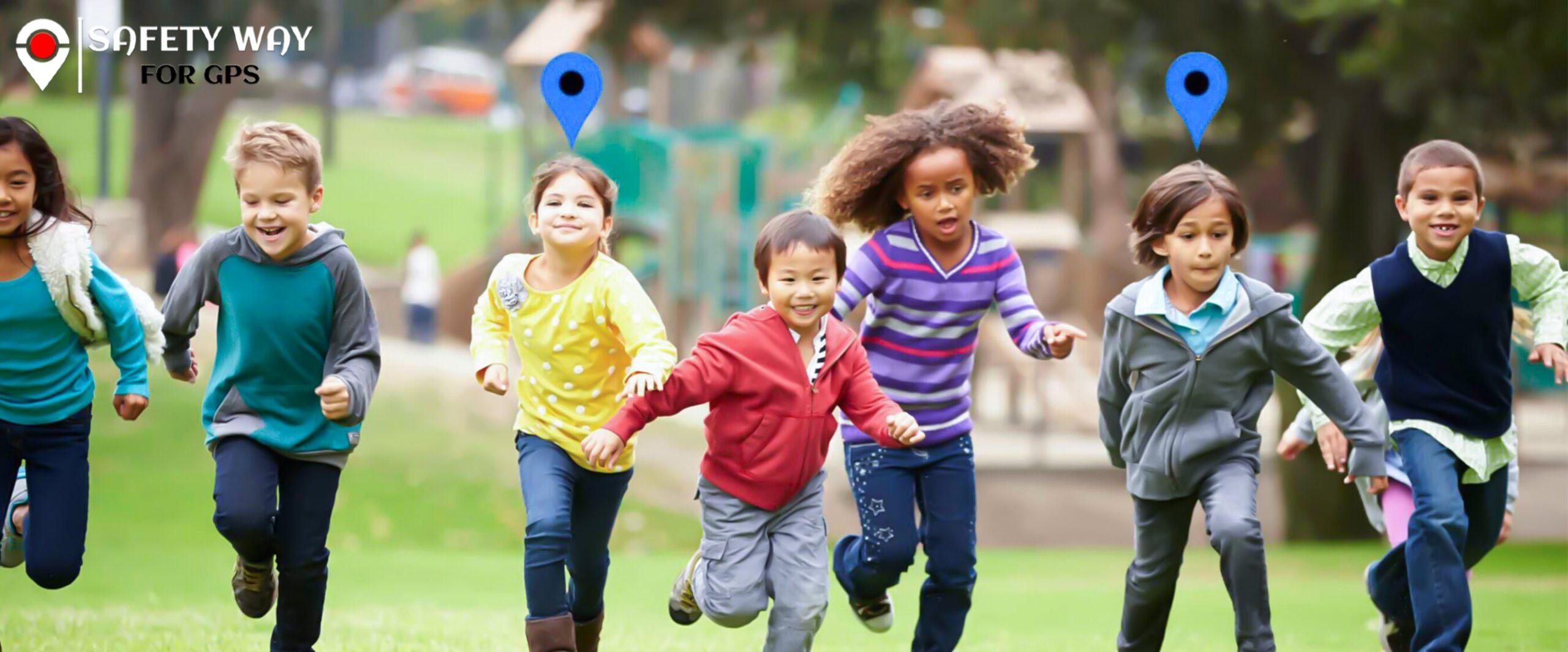 اجهزة تتبع الأطفال